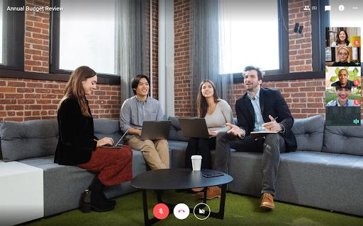 Hangouts Meet for PC