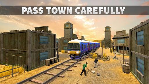 Real Train Driving Simulator: Railway Driver 2019  screenshots 3