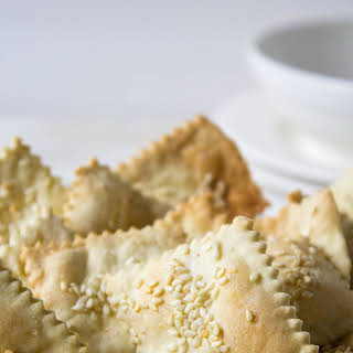 Homemade Crackers.
