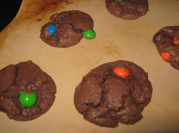 Peanut Butter M&m Cake Mix Cookies Recipe