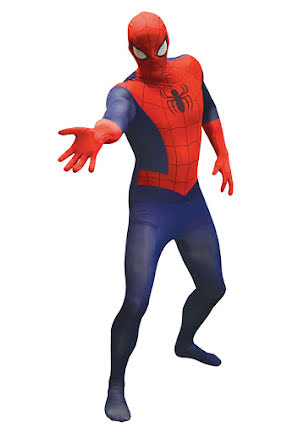 Morphsuit, Spiderman