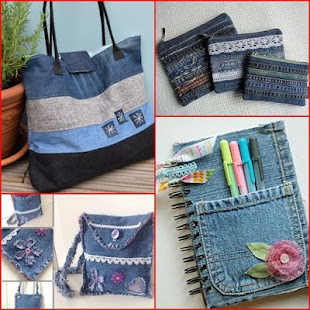 Recycled Jeans Craft Ideas Apps On Google Play