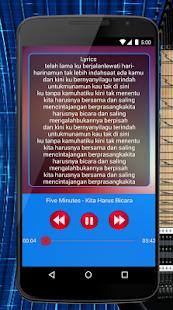 Five Minutes Lagu & Lirik - náhled