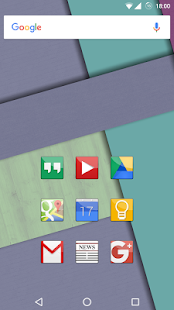 Essential COLOR's Icon Pack- screenshot thumbnail