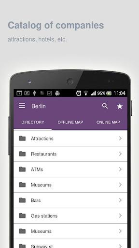 Berlin Map offline for PC