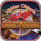 Hidden Object Las Vegas Casino Puzzle Objects Game