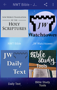NWT Bible - JW Daily Text Free - náhled