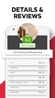 screenshot of OYO: Book Rooms With The Best Hotel Booking App