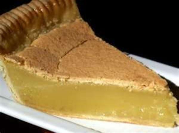 Honey Pie Recipe