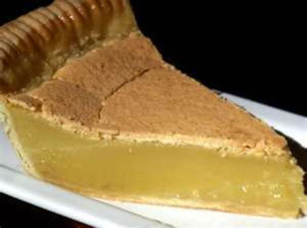 Honey Pie Recipe
