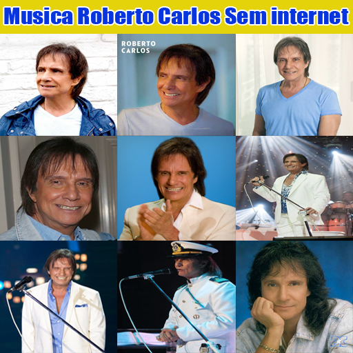 Roberto Carlos Musica Sem internet 2019