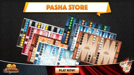 Backgammon Pasha: Free online dice and table game! - screenshot