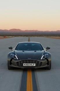 Car Wallpaper for Aston Martin - náhled