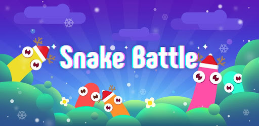 Addictive snake game! Can you become the longest and biggest snake?🐍🐍🐍