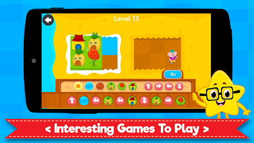 Coding Games For Kids - Learn To Code With Play 2.3.1 screenshots 8