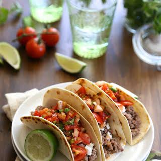 Ground Lamb Tacos Recipes.