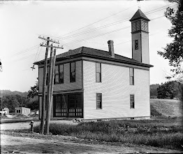 Photo: c1904 North Fire Station