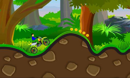 Jungle Bike Racing