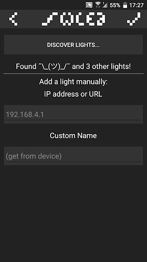 WLED 1.0.3 Screenshots 3