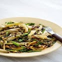 How to make Roasted fennel and snow pea salad icon