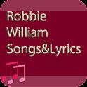Robbie William.Songs&Lyrics. icon