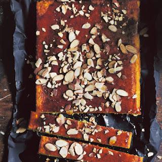 Orange And Cinnamon Syrup Cake.