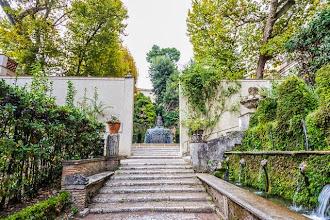 Photo: Fontana dell'Ovato in Villa d'Este in Tivoli, Lazio, Italy