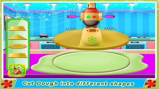 Doll House Cake Maker 1.0 5