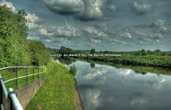 Photo: River Weaver, Frodsham, Cheshire