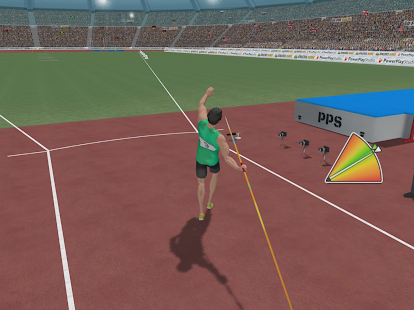 Athletics Mania: Leichtathletik-Sommersportspiel Screenshot