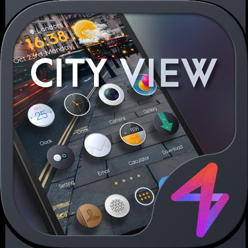 City View - ZERO Launcher