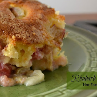Rhubarb Cake With Cake Mix Recipes
