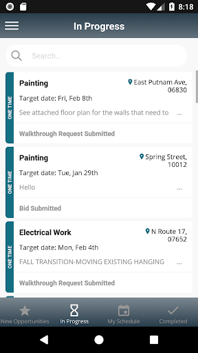 Screenshot for Worksmith in United States Play Store