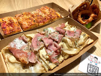 Square Pizza al Taglio 方
