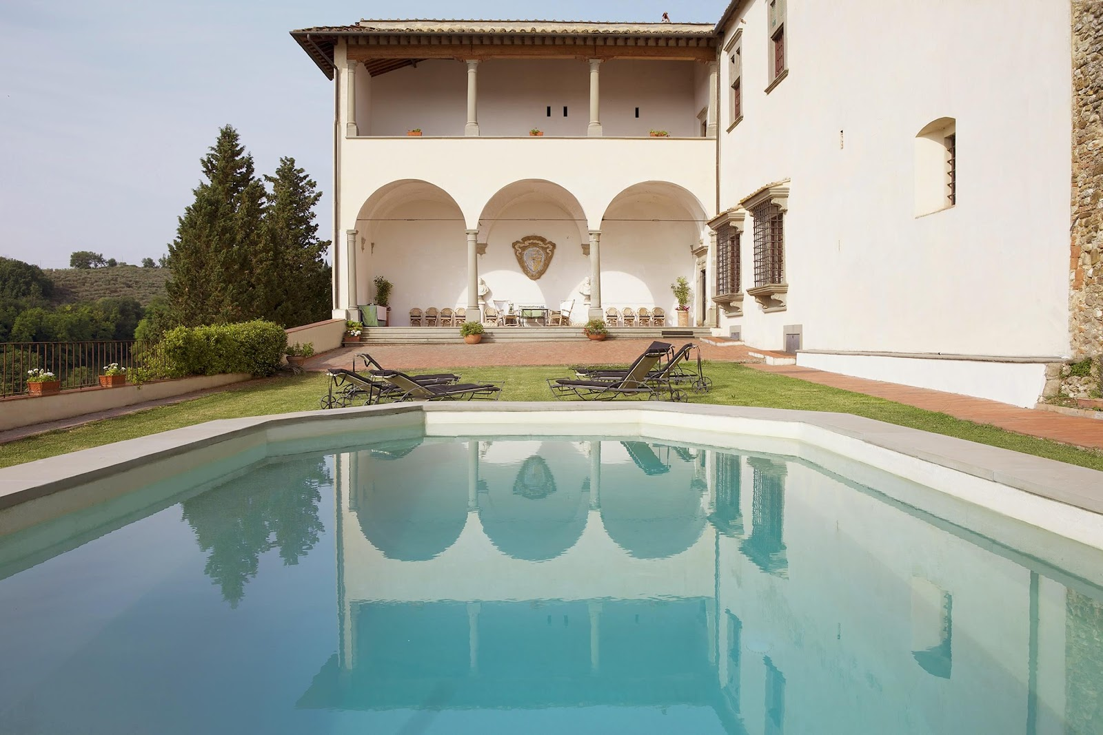 Castello Loggiato_San Casciano Val di Pesa_1
