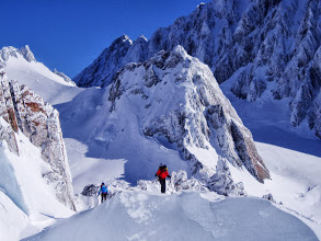 Photo: Ski Touring in New Zealand