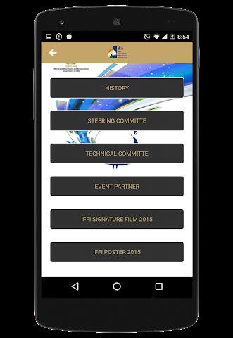 android IFFI GOA Screenshot 5