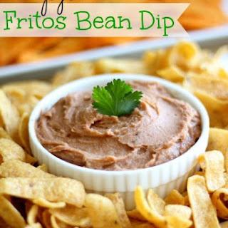 Copycat Fritos Bean Dip.