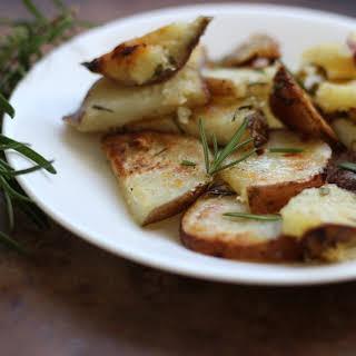 Mediterranean Roasted Potato.