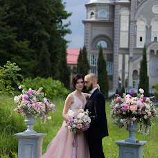 Wedding photographer Zoya Chernoknizhnaya (RosNika). Photo of 27.06.2016