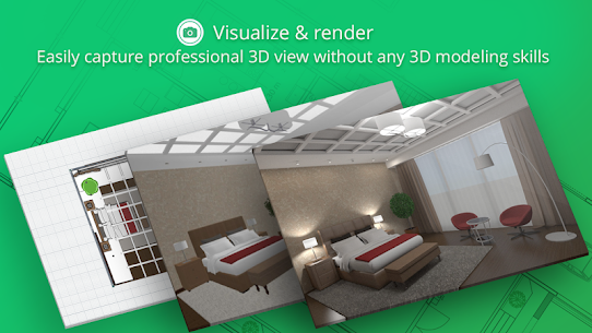 Planner 5D – Home & Interior Design Mod Apk (Unlocked All Items) 1.24.6 5