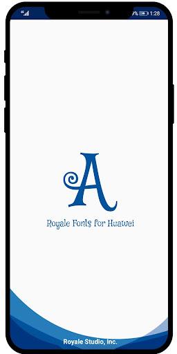 AFonts - Free Emui Fonts (Stylish Free Fonts) 2.0 screenshots 1