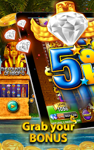 Slots Pharaoh's Way Casino Games & Slot Machine 8.0.3 Android Mod APK 3