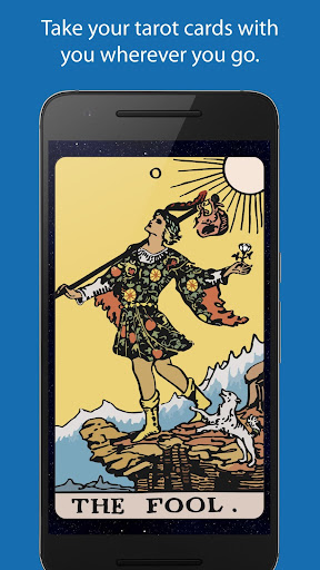 Galaxy Tarot  screenshot 1