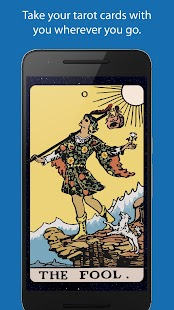 Galaxy Tarot Screenshot