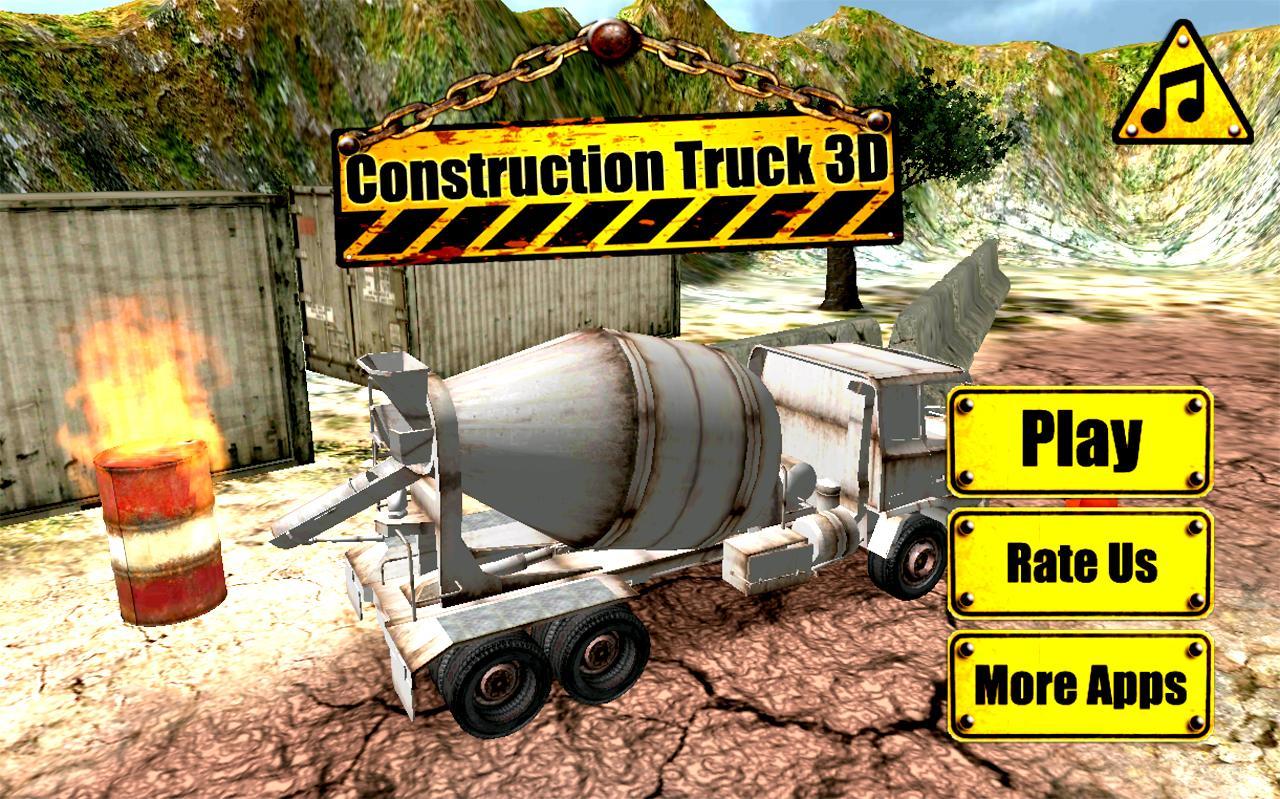Construction-Truck-3D 34