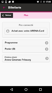 Arena Cinemas- screenshot thumbnail