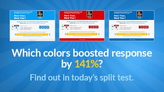 Split-test-colors