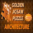 ARCHITECTURE GOLDEN JIGSAW PUZZLE (FREE) APK