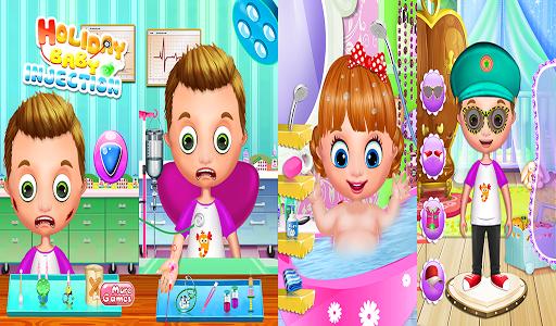 無料休闲Appのベビー噴射女の子のゲーム|記事Game